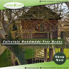Are You Looking To Build Fairytale Handmade Treehouse