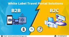 White Label Travel Portal solution For B2B and B2C