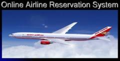Airline reservations system