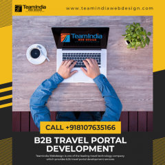 B2B Travel Portal Development