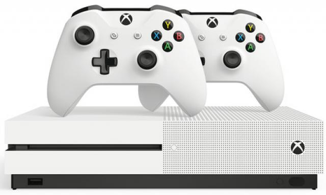 Free Xbox One S 1TB Console with Contract Phones at 18 4 Image