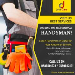 Handyman Services In Dubai From Just Care