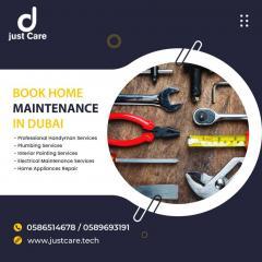 Book Home Maintenance Company In Dubai  Handyman