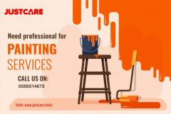 Interior Painting Services In Dubai Home Mainten