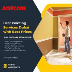 Wall Painting Services In Dubai  Home Maintenanc