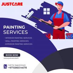 Wall Painting Services In Dubai- Best Home Maint