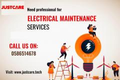 Electrical Maintenance Services- Fit Out Compani