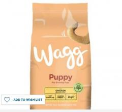 Wagg Complete Puppy Food Chicken 2kg