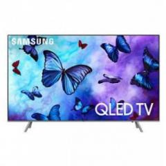 "Samsung Qn65Q6Fn 2018 65"" Smart Qled 4K Ultra Hd"