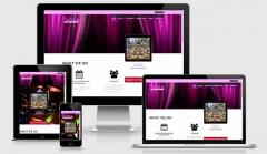 We will create a professional website for you Business
