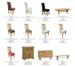 Good Quality Oak Furniture for Home at Affordable Price