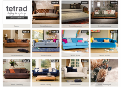 Buy a Tetrad Sofa to Your Home in This Sale