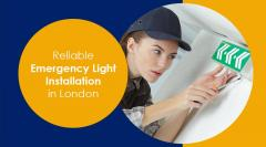 Reliable Emergency Light Installation In London
