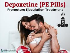 Buy Dapoxetine Tablets Online
