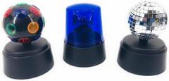 Buy Hotstar Products 3 Set Global Mini Disco Light