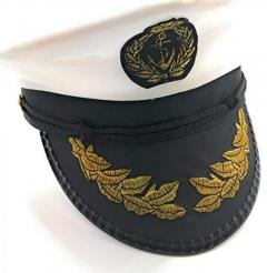 Hotstar Products Captain Sailor Marine Hat Unisex