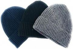 Hotstar Products Chunky Ribbed Beanie Hat for Men