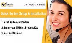 Download and Install Norton Setup Antivirus