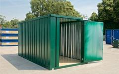 Container Storage Sussex