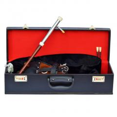 Uilleann Pipe Practice Set Bagpipe Rosewood Chanter