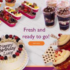 Personalised Birthday Celebration Cakes