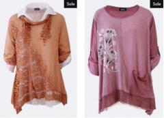 Floral Tops For Ladies