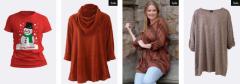 Ladies Fashion Tunic Top - Tunic Tops Online Shopping