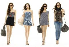 Latest fashion in womens clothing