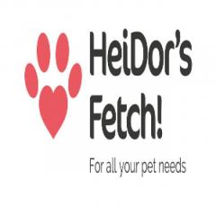 For All Your Pet Needs In Kent Contact HeiDors Fetch
