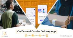 On-Demand Courier Delivery App Development