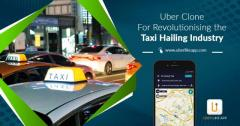 Most Reliable Uber Clone App for Taxi Business