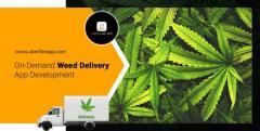 Uber For Marijuana Delivery App Development