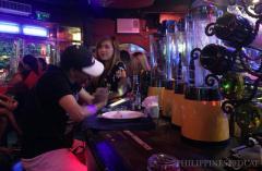 Ladyboys in Manila