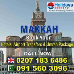 Cheap Hotels In Makkah Near Haram