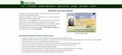 What are the Pakistan visa requirements