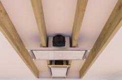 New Slimline Ceiling Hood  Compact Ceiling Hood