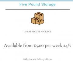 Five Pound Storage