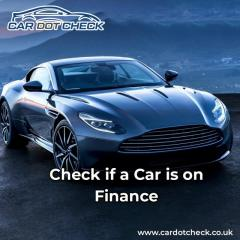 Car Finance Check