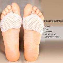 Gopinath Creation Silicone Gel Heel Front Socks