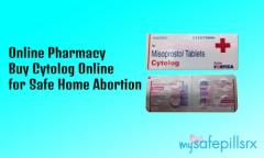 Buy Cytolog Online for safe home abortion