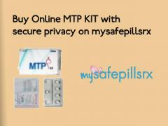 Buy Online MTP KIT with secure privacy on mysafepillsrx