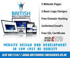 Graphic Design | Graphic Design London | British Multi Designers