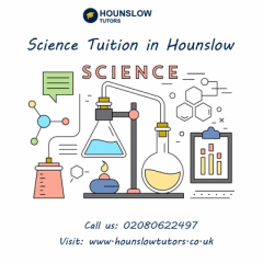Science Tuition in Hounslow