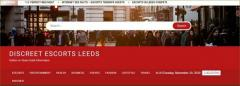 Discreet Escorts Leeds