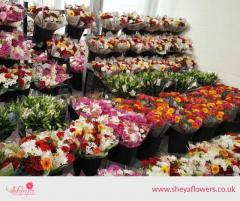 BEST WHOLESALE FLOWERS AND SUPPLIES IN UK