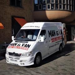 Man&Van in UK