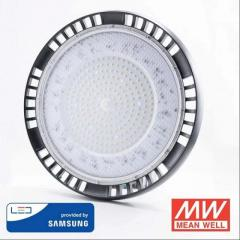 200W UFO High-Bay MeanWell SAMSUNG 120 LumensWatt 5