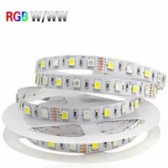 LED Strip SMD5050 -60LEDs RGB White IP20 5m reel Smart