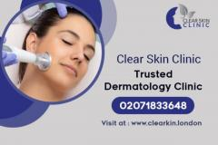 Clear Skin Clinic is Home of Top Dermatologists London