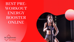 Buy The Best Pre-Workout Energy Booster Online